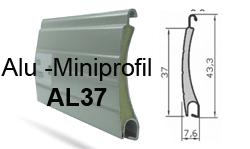 Miniprofil AL525 (59€/m²)