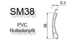 Miniprofil SM38 (29€/m²)