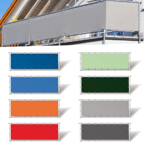 Balkonumrandung | Balkonsichtschutz