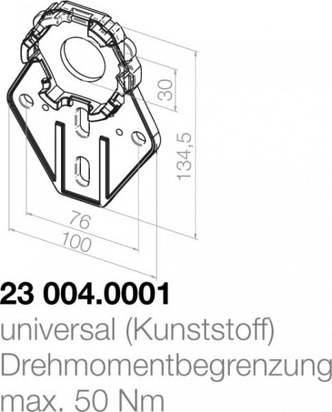 Elero Motorlager 23004.0001
