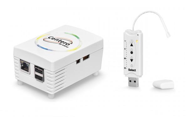 Elero Centero - Zentrale Hausautomation