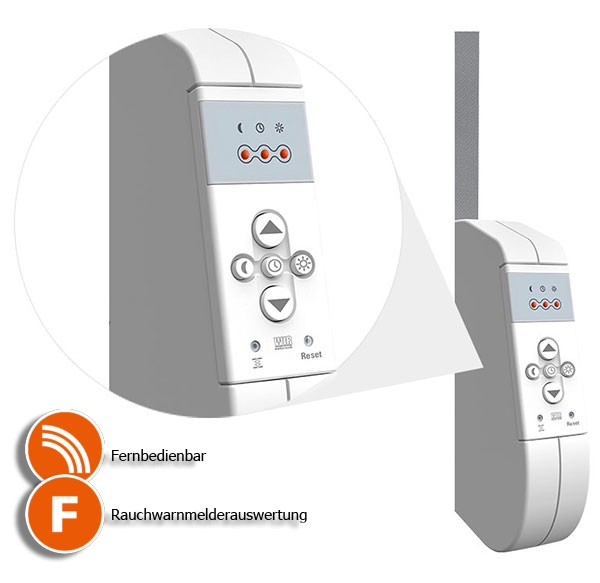 Elektronischer Gurtwickler ► eW930-F