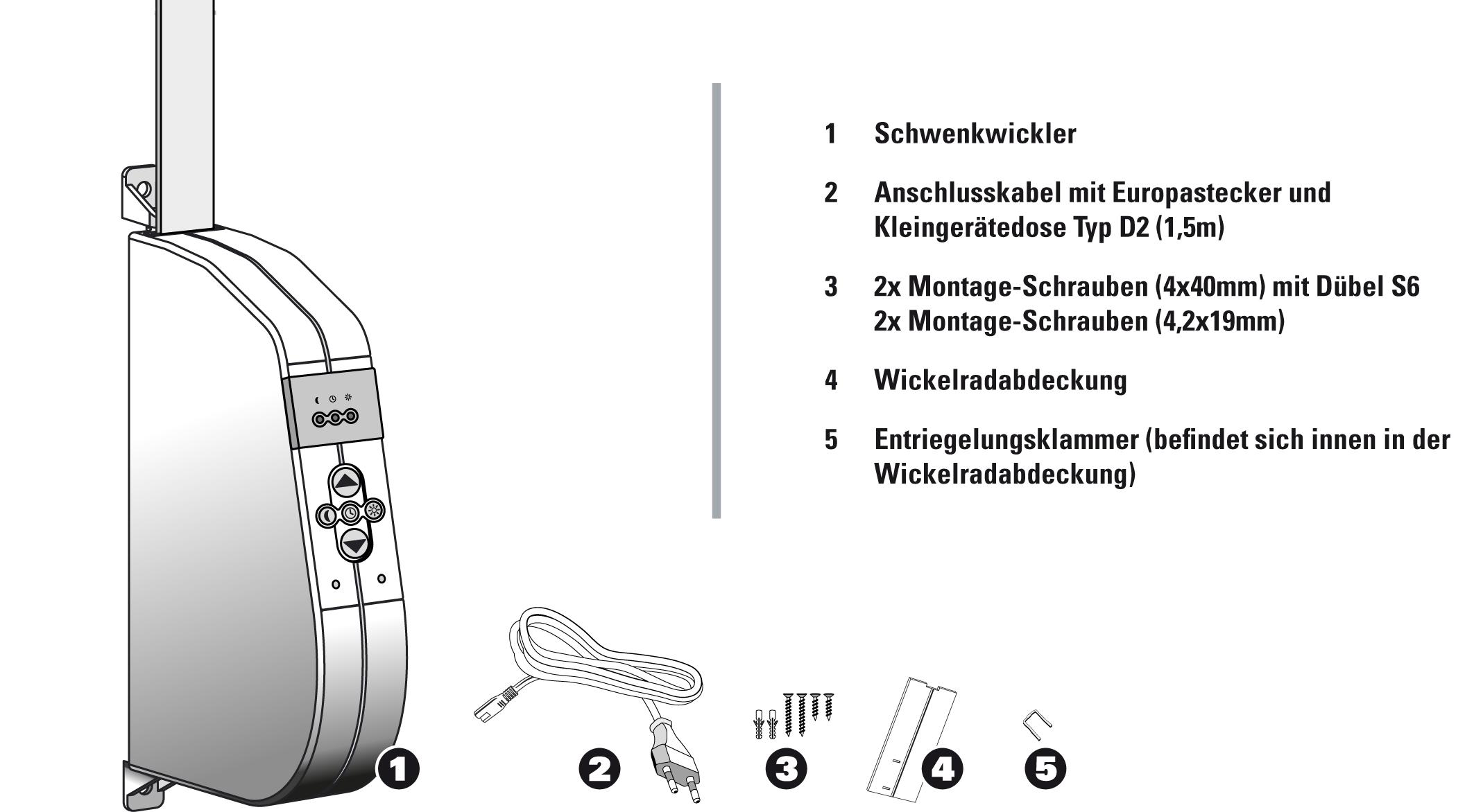 ew910-ew910-F-ew930F-Lieferumfang