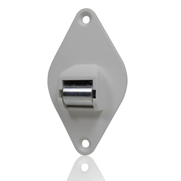Rolladen Gurführung breit Stahlrolle | für Minigurt