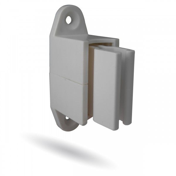 Kurbelhalter für Markisenkurbel | Grau