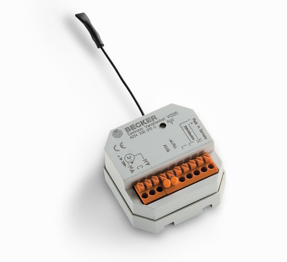 Becker VC520-II