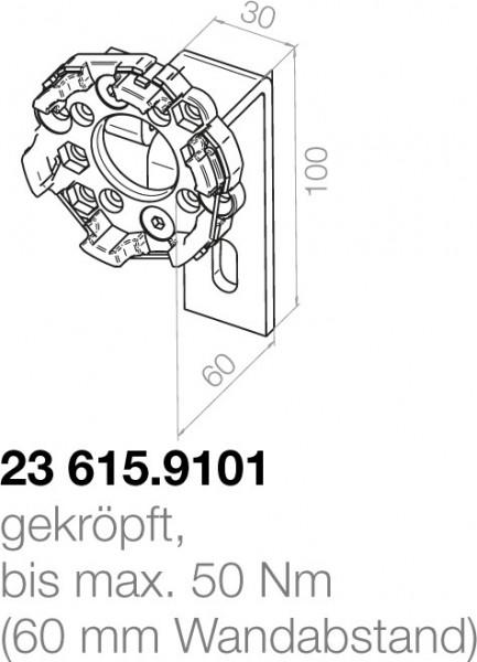 Elero Motorlager 23615.9101
