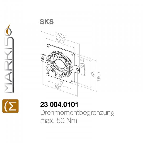 Elero Motorlager 23004.0101