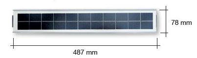 Masse-Fotovoltaikzelle