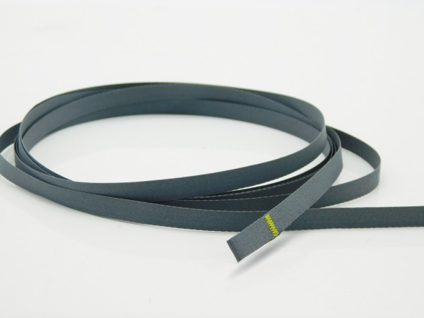 Texband Jalousieband in Grau 8x0,34 mm