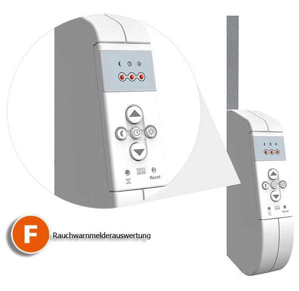 Elektronischer Gurtwickler ► eW910-F