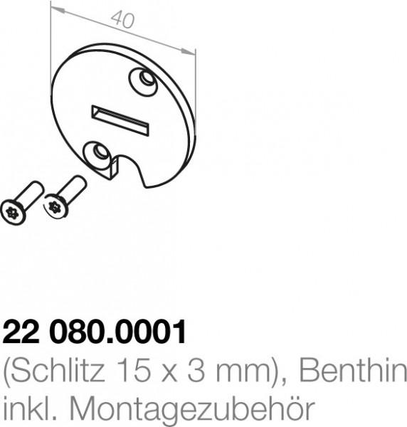 Elero Zwischenplatte 22080.0001