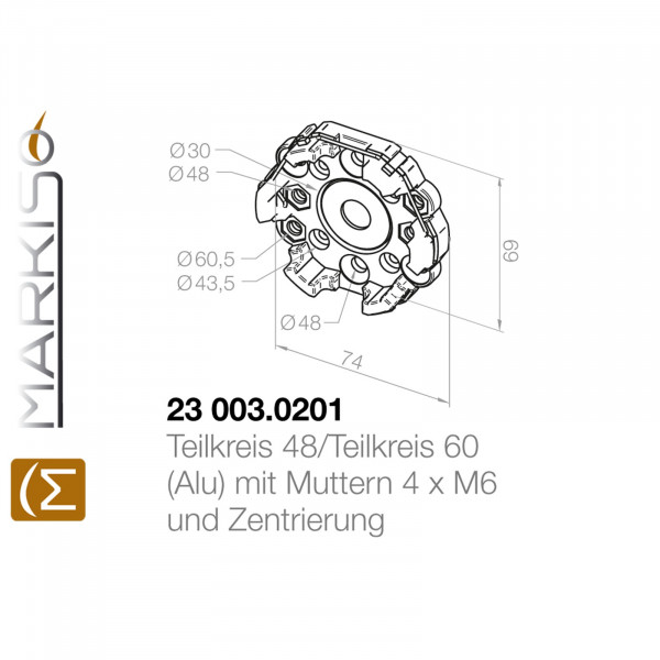 Elero Motorlager 23003.0201