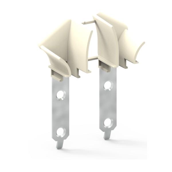 Rolladen Einlauftrichter   für Maxi- o. Miniprofile