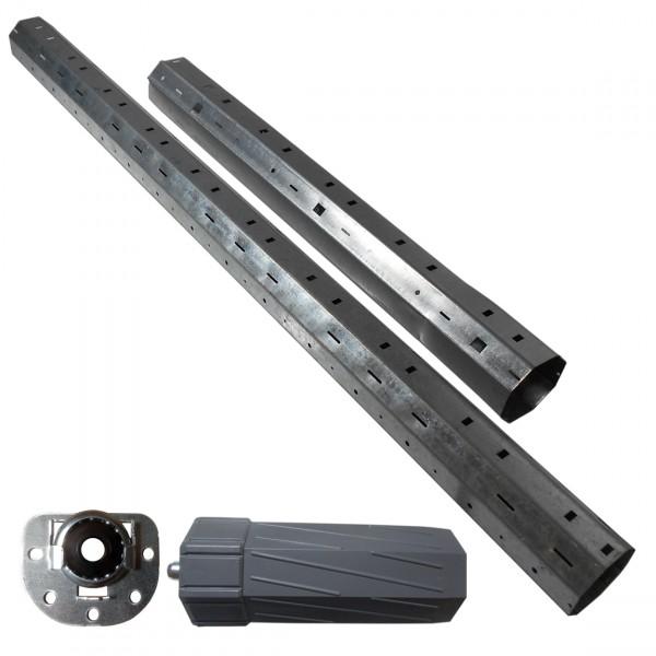 Rollladenwelle SW60 & Teleskopwelle | Zubehör